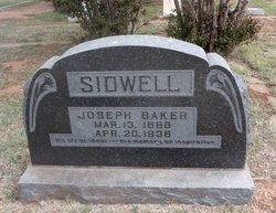 Joseph Baker Sidwell