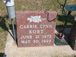 Carrie Lynn Kort