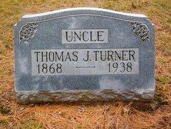 Thomas J Turner