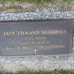 Jack Edward Mehaffey