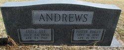 Lutie Lee <I>Lindsey</I> Andrews