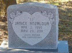 "Janice ""Jj"" <I>Hudson</I> Anzaldua"