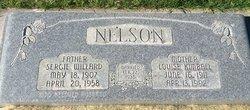Louise <I>Kimball</I> Nelson