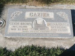 Clyde Brown Cazier