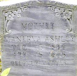 Manerva <I>Collins</I> Ashley
