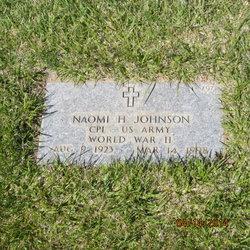 Naomi H Johnson