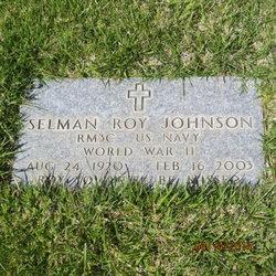 Selman Roy Johnson