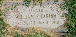 William P Farish
