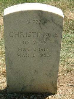 Christina E Bidatsch