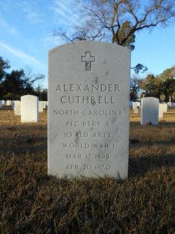 Alexander Cuthrell