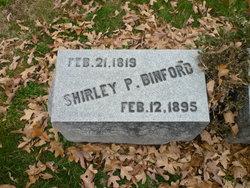 Shirley P. Binford