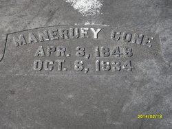 Maneruey Cone