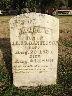 James Carlos Anderson, Jr