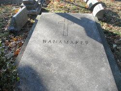 """Harriet E """"Nettie"""" Wanamaker"""