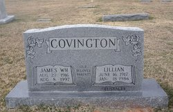 Lillian <I>Eustace</I> Covington