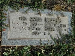 PFC Joe Zane Leamon