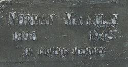 Norman MacAulay