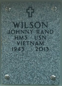 Johnny Rand Wilson