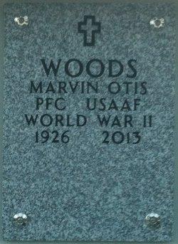 Marvin Otis Woods