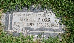 Myrtle Orr
