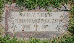 "Paul ""Therothoropoulos"" Theros"