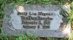 Betty Lou <I>Megenity</I> Vandenberghe