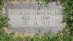 Hulda Catherine <I>Lundgren</I> Nelson