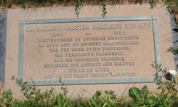 Dr Rolland Chester Dalgleish