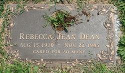 Rebecca Jane Dean