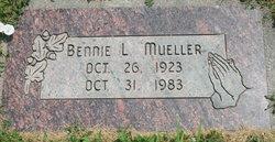Bennie Louis Mueller