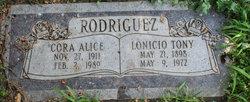 Lonicio Rodriguez