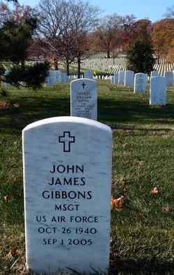 John James Gibbons