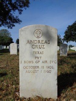 Andreas Cruz