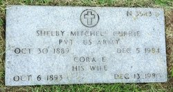 Shelby Mitchell Currie