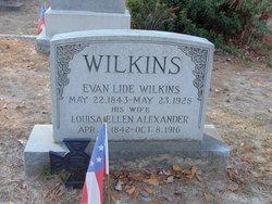 Evan Lide Wilkins