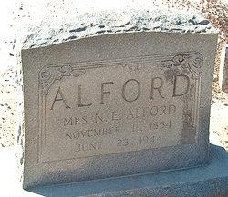 Nancy Ellen <I>Fountain</I> Alford