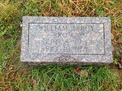 William LeRoy Brown