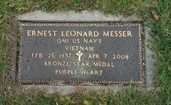 Ernest Leonard Messer 1937 2008 Find A Grave Memorial