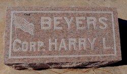 Corp Harry Ledoit Beyers