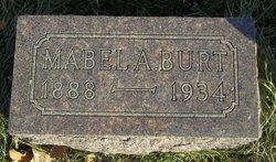Mabel A. Burt