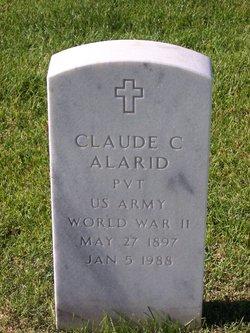 Claude C Alarid