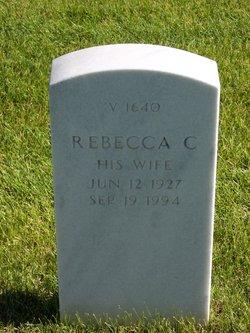 Rebecca C Alcantara