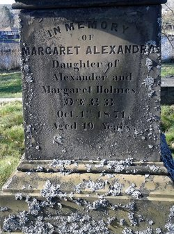 Margaret Alexandra Holmes