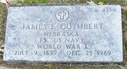 James Edgar Cuthbert
