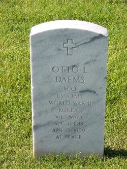 MAJ Otto L Daems