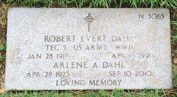 Robert Evert Dahl