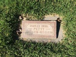 Charles O Petty