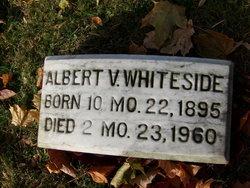 Albert Vaughan Whiteside