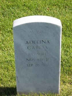 Adelina <I>Vigil</I> Garcia