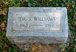 "Susannah Ida ""Ida"" <I>Lightfoot</I> Williams"